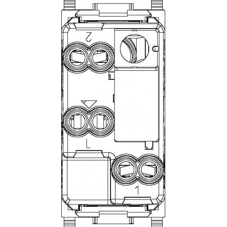 Deviatori Vimar Plana 14005