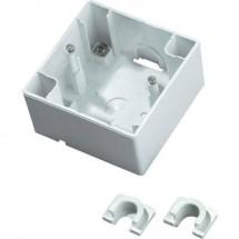Kopp Accessori Contenitore a incasso Arktis Bianco 356313009