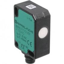 Fotocellula a riflessione ad ultrasuoni a tasteggio 1 pz. UB400-F77-E3-V31 Pepperl & Fuchs 20 - 30 V/DC Raggio di azione