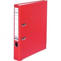 Falken Raccoglitore FALKEN PP-Color DIN A4 Larghezza dorso: 50 mm Rosso 2 archetti 9984162
