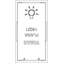 Tasti Vimar Plana 14021.L