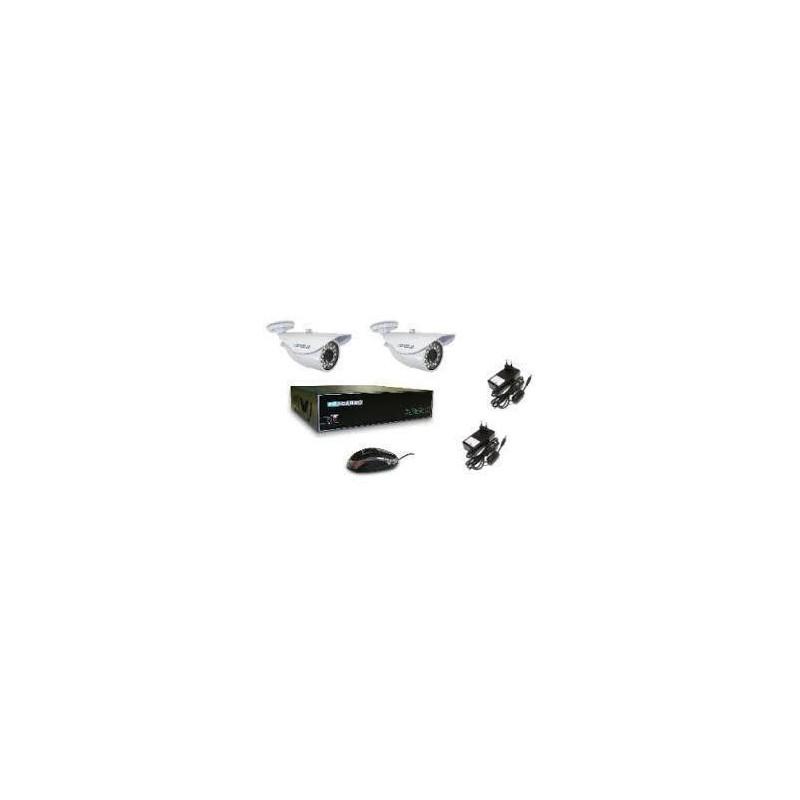 Kit Videosorveglianza Fracarro 918237