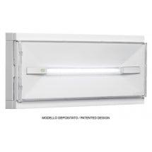 Lampada d'Emergenza Linergy Prodigy 110lm 1,5h non Permanente IP42 PR08F13EBI Inhibit