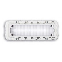 Lampada d'Emergenza Linergy Seven Plus Led 60lm 3h non Permanente IP40 SG100N30EBR Rest Mode
