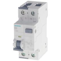 Siemens Differenziale Magnetotermico 25A 1P+N 30Ma 4,5Ka 5SU13531KK25