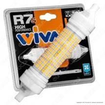 Wiva Lampadina Led R7S L118 22W Bulb Tubolare