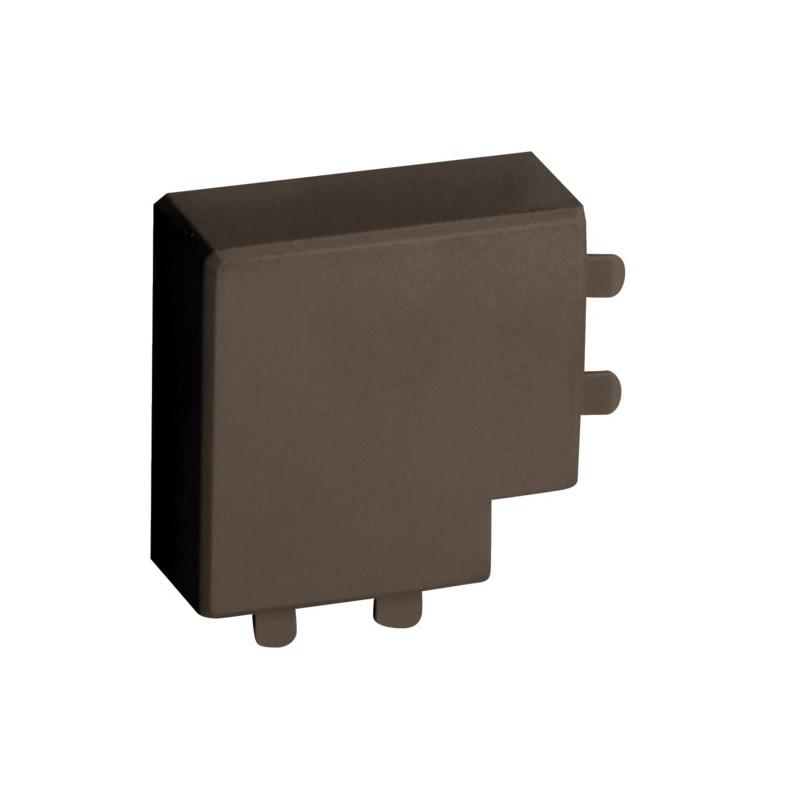 Angolo Piano Per Minicanale 22X10 Marrone APM 22X10 B