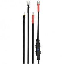 IVT Kit cavi DSW-Serie 1 m 25 mm² 431002 Adatto per modello (Inverter):IVT DSW-2000/12 V FR, IVT DSW-2000/24 V FR, IVT