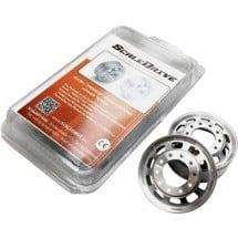 ScaleDrive 1:14 Camion Cerchi Alluminio Euro Alluminio 1 Paio/a