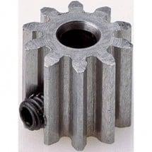 Pignone motore Reely Tipo di modulo: 0.8 Ø foro: 3.2 mm Numero di denti: 10