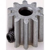 Pignone motore Reely Tipo di modulo: 0.8 Ø foro: 3.2 mm Numero di denti: 12