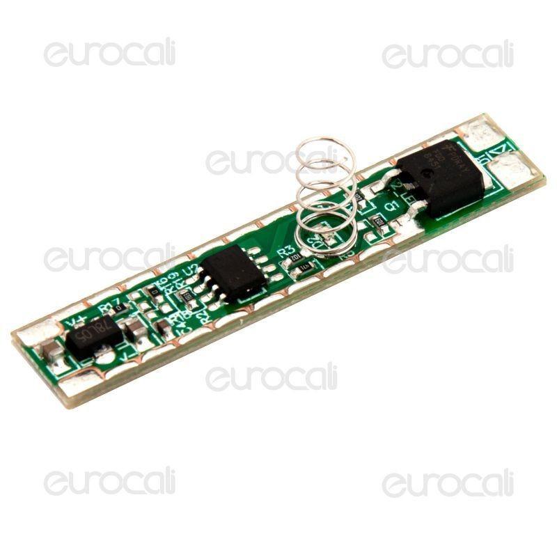 Dimmer Touch Per Strisce Led Compatibile Con Profili In Alluminio Regolazione Variabile