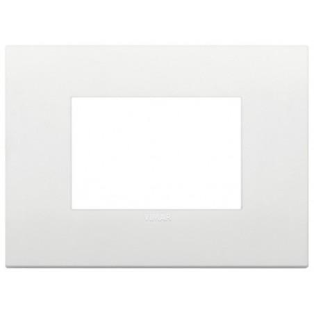 Vimar Arkè 19653.74 - Placca Classic 3M bianco
