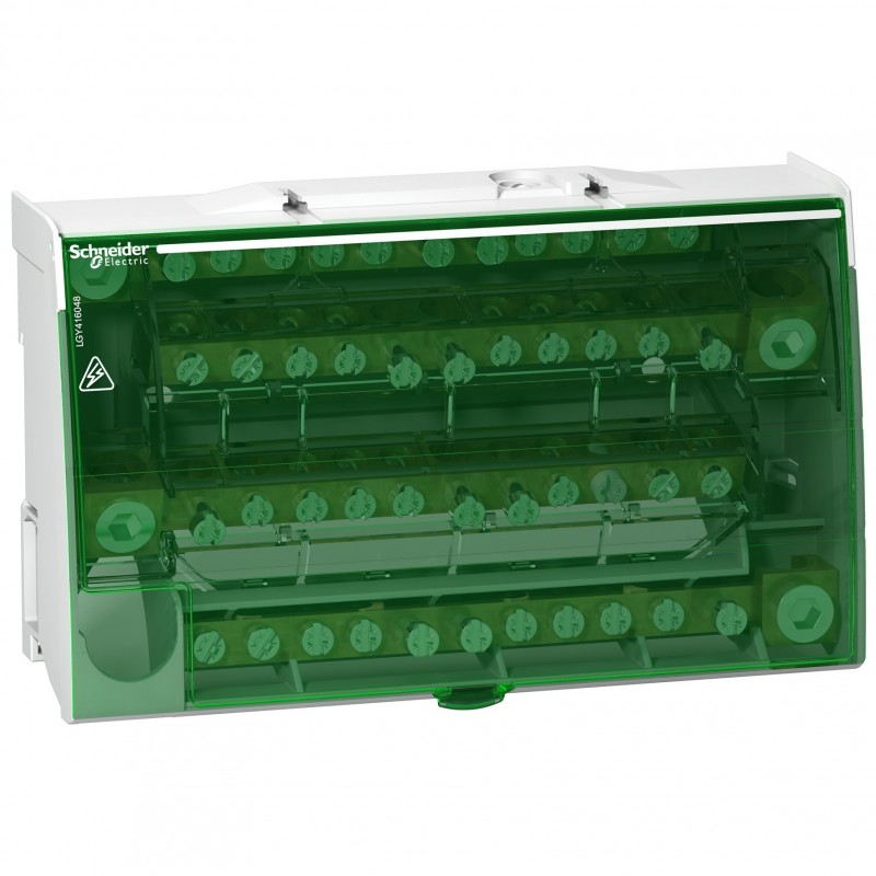 Schneider Electric LGY416048 Linergy DS Splitter Modulare 4P 160 A 48 connessioni