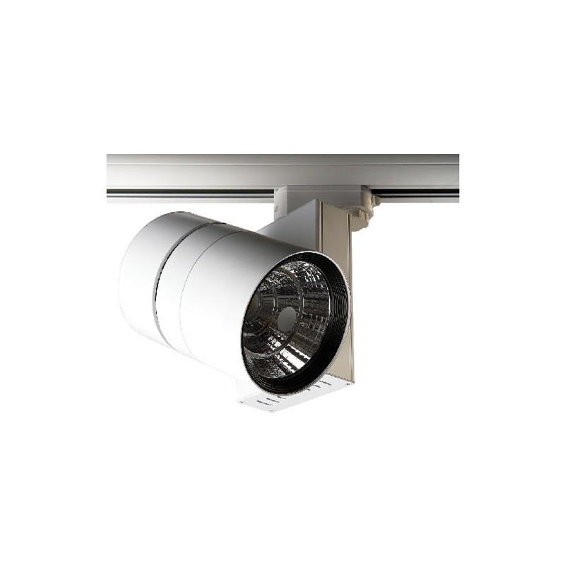 Faretto Led Orientabile Elcom 35W 3710Lm Ip44 Alluminio