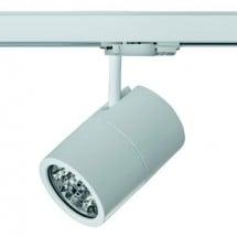 Faretto Led Orientabile Bianco 26W Luce Calda 3000K 2000lm