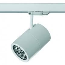 Faretto Led Orientabile Bianco 29W Luce Calda 3000K 3000lm