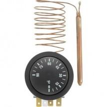 Termostato da installazione 0 fino a 90 °C Basetech Y304958C