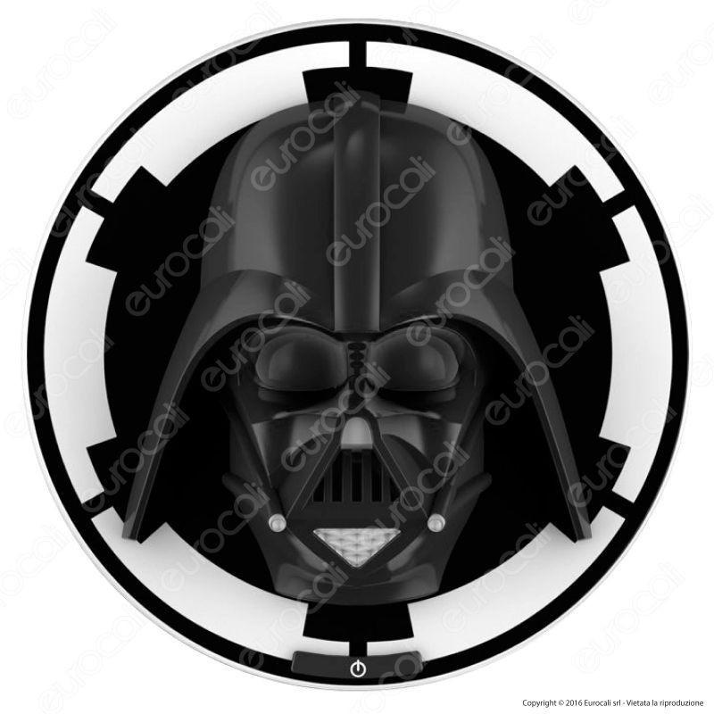 Philips 3D Wall Light Disney Star Wars Darth Vader Lampada Da Muro Led A Batteria