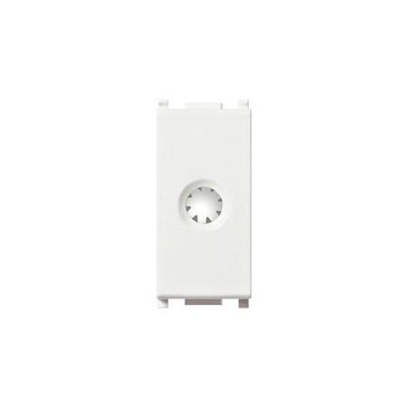 Vimar 14044 - Passacavo con serracavo bianco
