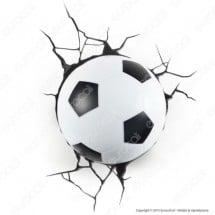 3D Light Fx Pallone Da Calcio - Lampada Led A Batteria
