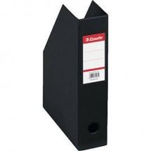 Esselte Porta riviste 56007 DIN A4, DIN C4 Nero Cartone 1 pz.