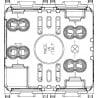 Pulsanti Vimar Plana 14050