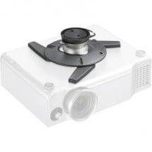 Vogel´s EPC 6545 Supporto a soffitto per proiettore Inclinabile Distanza dal soffitto/terra (max.): 7.6 cm Argento /