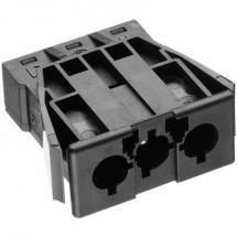 Connettore di alimentazione AC Serie: AC Spina verticale Tot poli: 2 + PE 16 A Nero Adels-Contact AC 166 GEST/ 3 1 pz.