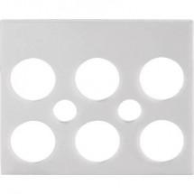 Adels-Contact 191312 Striscia di marcatura Bianco 1 pz.