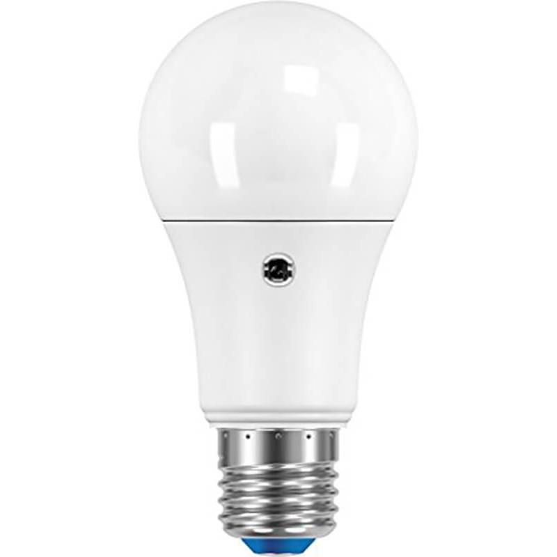 lampadina led e27 10 watt bulb a60 con sensore