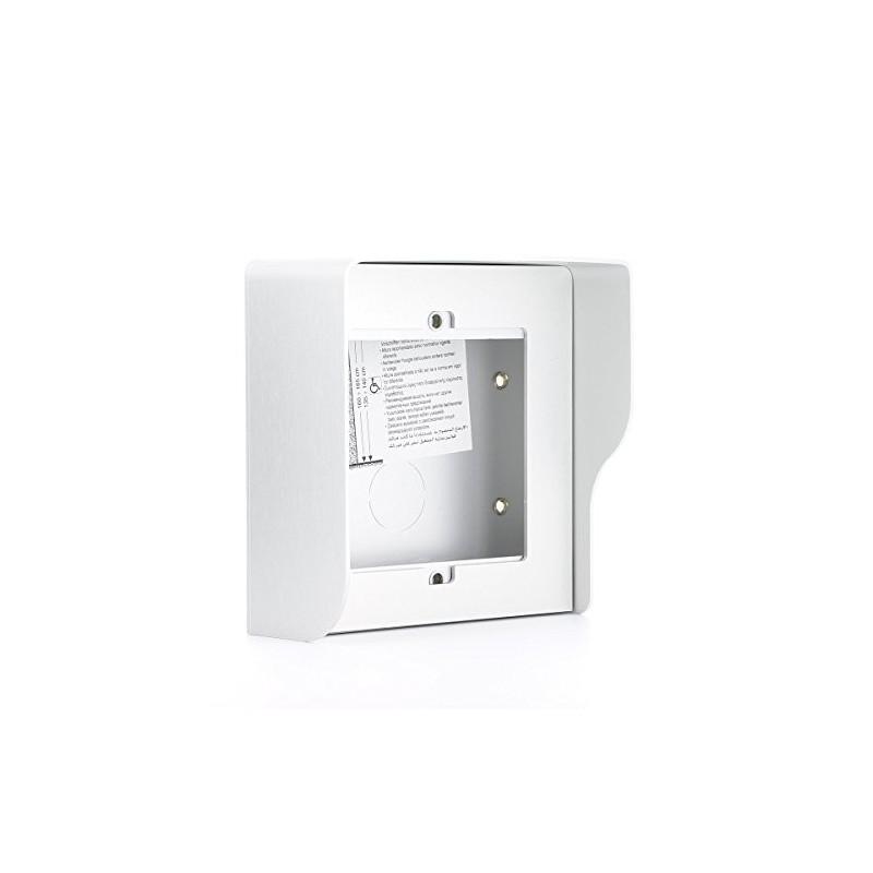 Bticino 350611 - Scatola Fuori Muro 1 Modulo All Metal Terraneo