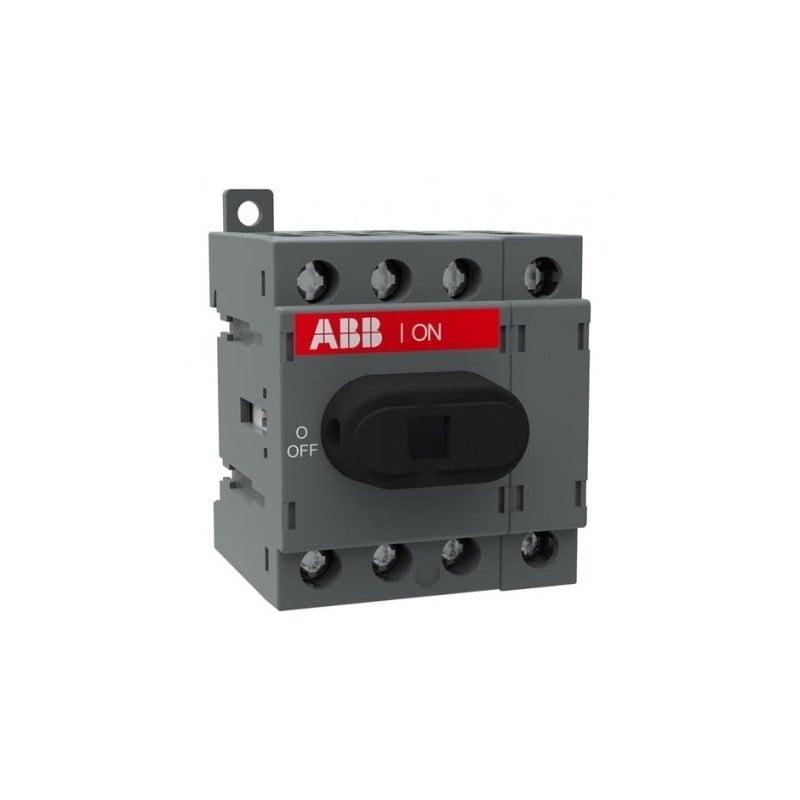 Sezionatore 4 Poli 16A 750V 7,5 kW Abb EE 272 9