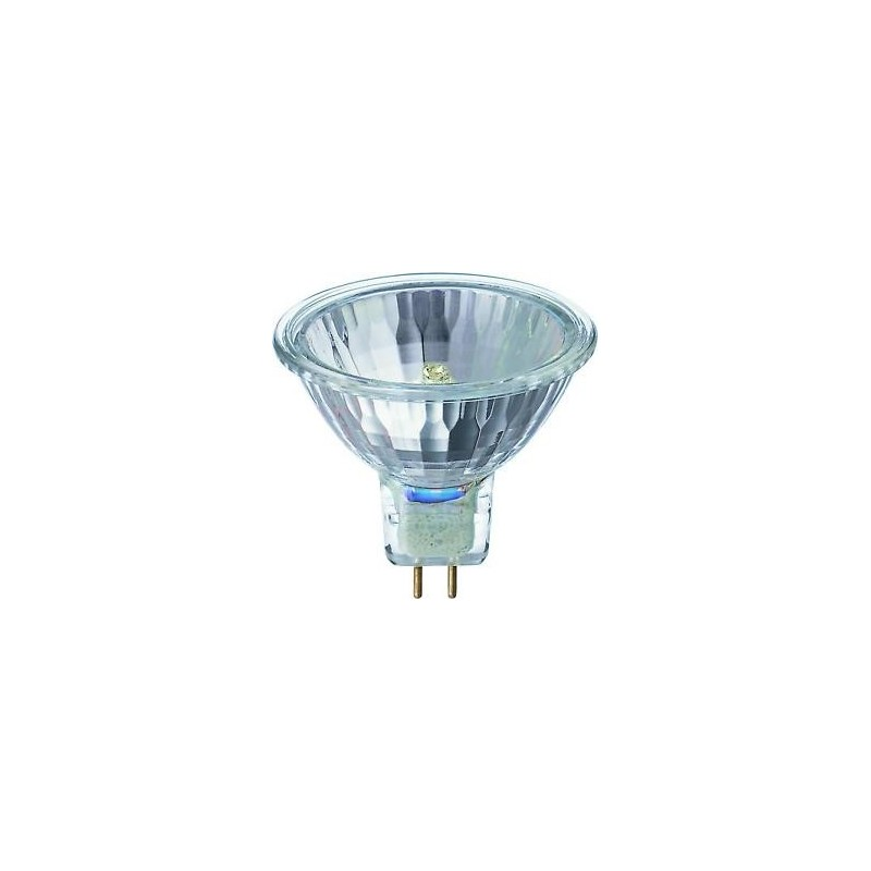 Faretto Alogeno Dicroico Philips 45W GU5,3 Luce Calda 3000K 1300cd 14591ES