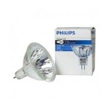 Faretto Alogeno Dicroico Philips 20W GU5,3 Luce Calda 3000K 350 cd 14613