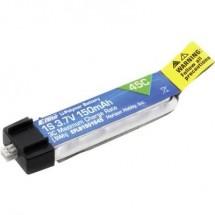 E-flite Batteria ricaricabile LiPo 3.7 V 150 mAh Numero di celle: 1 45 C Softcase Minium