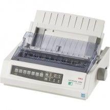 OKI ML3390 eco Stampante ad aghi 390 caratteri/sec. Testina di stampa a 24 pin , Ingresso ridotto , Larghezza di stampa