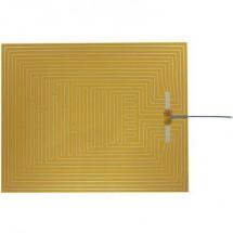 Thermo Poliestere Lamina riscaldante Autoadesivo 12 V/DC, 12 V/AC 50 W Tipo di protezione IPX4 (L x L) 500 mm x 400 mm