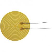 Thermo Poliestere Lamina riscaldante Autoadesivo 12 V/DC, 12 V/AC 15 W Tipo di protezione IPX4 (Ø) 160 mm