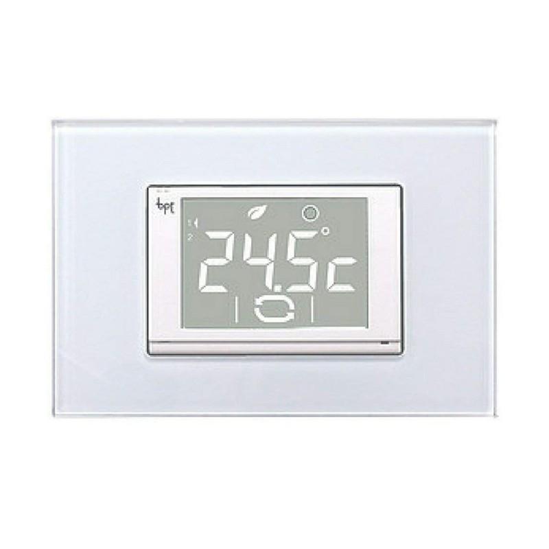 Bpt Ta 600 - Termostato Touch Screen - Incasso prezzi prezzo costo costi offerte online on line