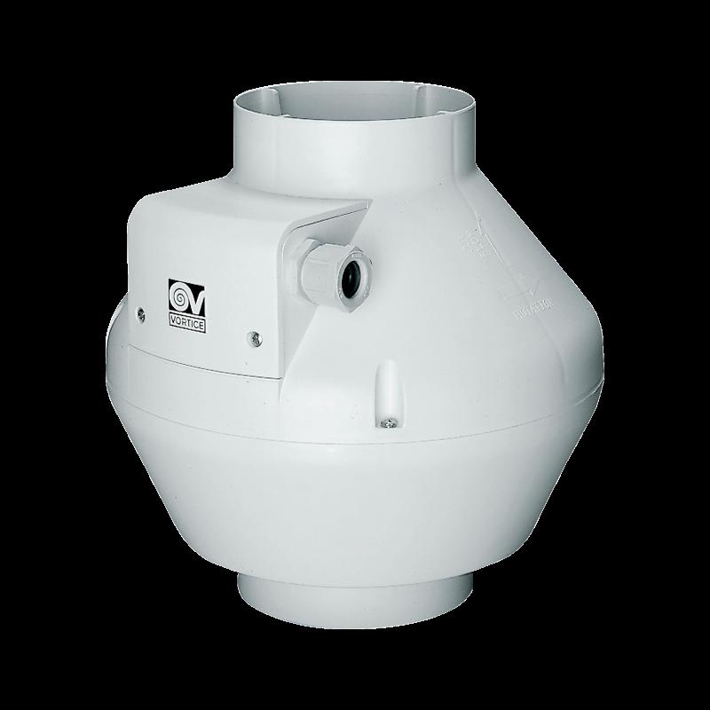 Aspiratore assiale centrifugo resina 85w d147mm ca150 v0d - Aspiratore centrifugo bagno ...