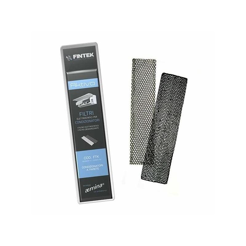 Filtro per condizionatori Daikin FTXG FTKG EV1 FTXS CTXG Tecnologia antibatterica Aemina prezzi costi