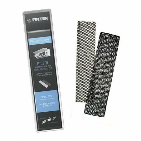 Filtro per climatizzatori Samsung AQV09-12-18-24 EW – PM - 2 filtri elettrostatici antibatterici