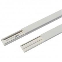 Minicanale TMC 15/1X17 W Bianco - 2 metri