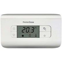 Fantini Cosmi Ch115 termostato ambientale a batteria 2 fili