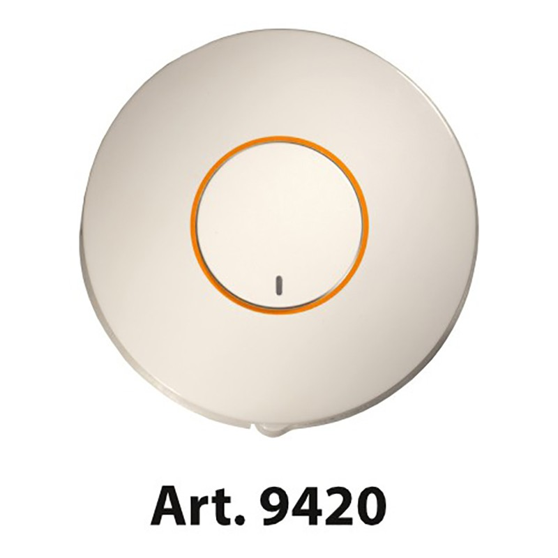 Pulsante Wireless Wi-fi per Luci e Prese Portatile Sistemi Domotica Feb Air 9420 Comando Relè a Distanza