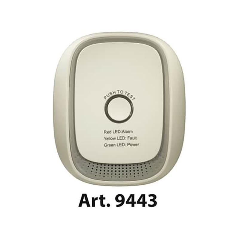 Sensore Rilevatore di Gas Metano per Sistemi Domotica Feb Air 9443 prezzi costi offerta on line