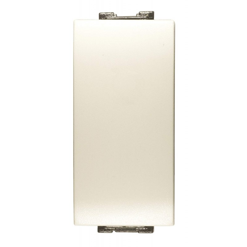 Copriforo FalsoPolo Feb Elettrica 14080/WH Bianco tappo