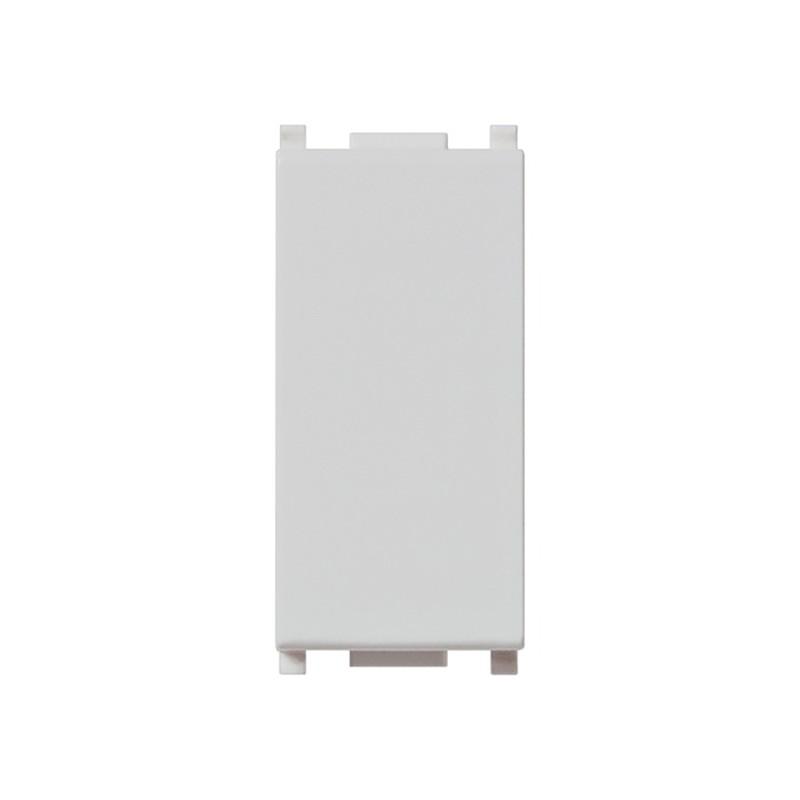 Vimar Plana 14041.SL - Copriforo Tappo Falso Polo Silver Grigio prezzi costi
