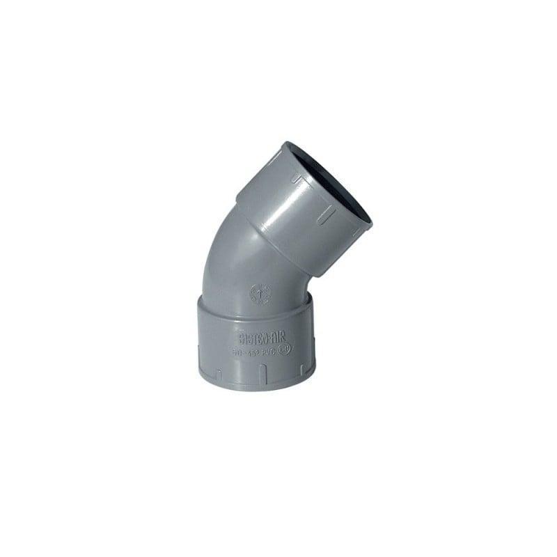 Curva 90 gradi MF Diametro 60 alluminio